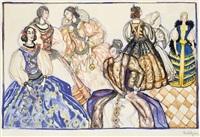 noble ladies by gyula batthyány