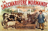la saccharifère normande - aliment rationel pour le bétail by paul de sémant