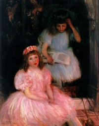 fireside fairies by tudor st. george tucker