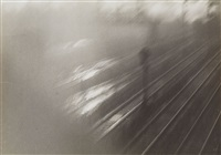 untitled (railway) by heinz von perckhammer