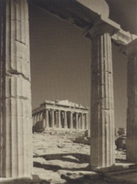 the acropolis, greece by nelly (elli seraidari)