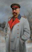 portrait du maréchal hindenburg by heinrich iser