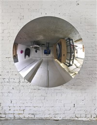 turning the world upside down by anish kapoor