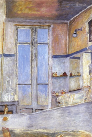 Dans La Salle De Bains By Pierre Bonnard On Artnet