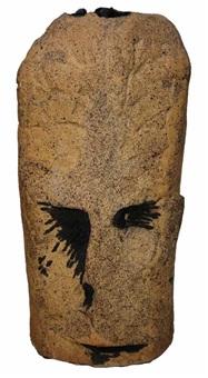 mask by el anatsui