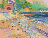 cote d'azure by fred yates