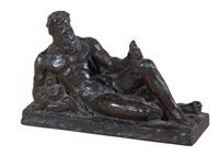 figura recostada by josé fioravanti