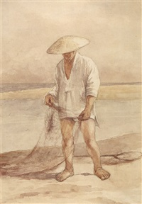 fisherman by chu asai