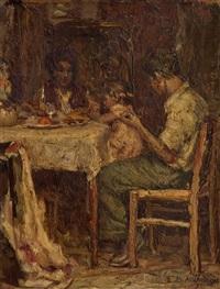 escena interior by enzo doméstico kabregu