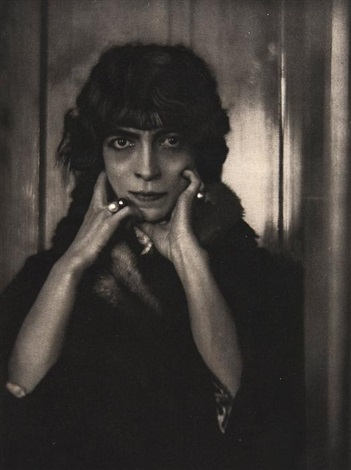 marchesa luisa casati by adolph de meyer