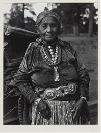 navaho grandmother by laura gilpin