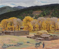 arroyo hondo ranch by ernest martin hennings