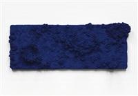 accord bleu (re 52) by yves klein