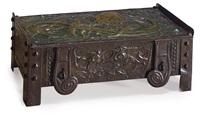 box by alfred-louis-achille daguet