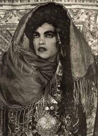 portrait orientaliste, tel aviv by paul steinitz