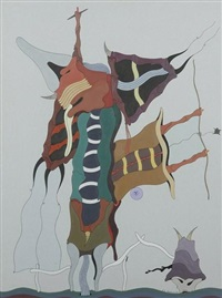 animal fantastique by jorge camacho