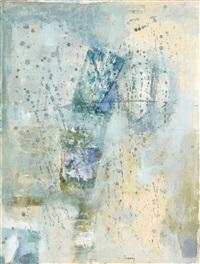 ensemble de 2 oeuvres sur papier (2 works) by camille bryen
