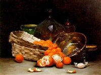 panier d'oranges by frederic charles jung