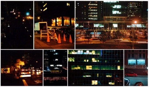 city at night series set of 11 by jennifer bolande