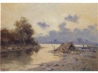 paesaggio by ivan karpov