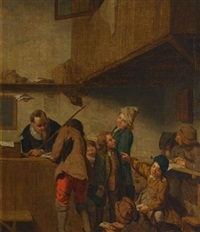Jan josef horemans the younger auctions results artnet for Horemans interieur