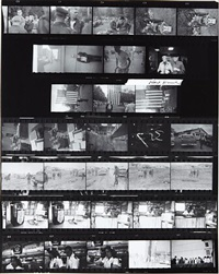 contact sheet from the americans by robert frank