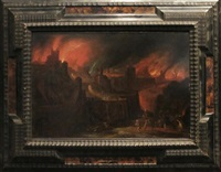 l'incendie de troie by daniel van heil