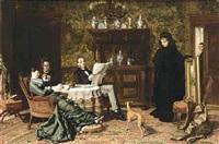 la veuve de l'artiste by evert jan boks