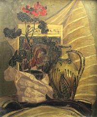 still life with pot by elena cheri catunaru