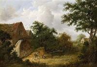 an der wassermühle by patrick nasmyth