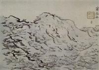 mukozan no zu (mount muko) by murakami kagaku