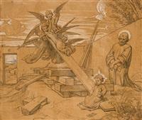 engelsschaukel by josef von führich