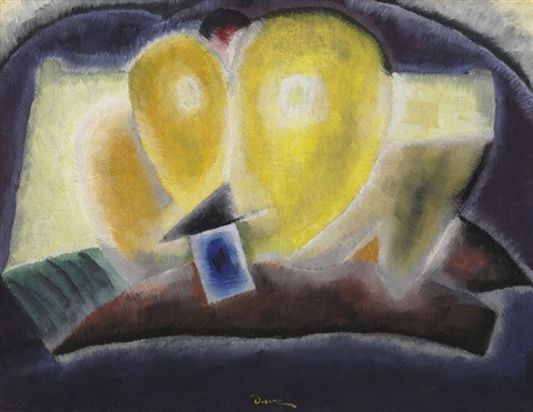 sunday by arthur dove