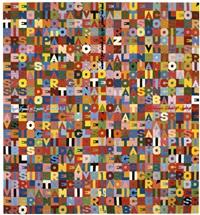 oggi ventiduesimo giorno dell'ottavo mese dell'anno millenovecentoottantotto by alighiero boetti