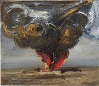 explosión en la ciudad by david alfaro siqueiros