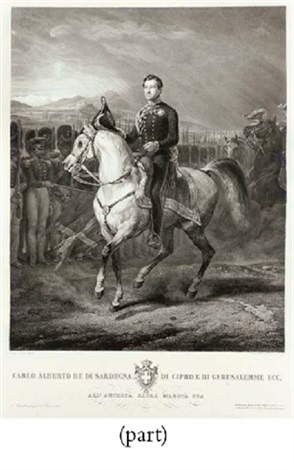 Carlo alberto re di cipro