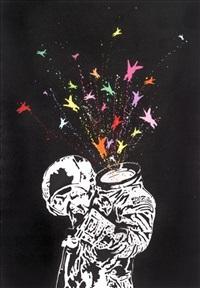 headless astronaut by nick walker