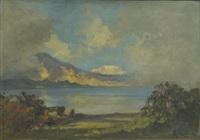 il lago d'orta by mario gachet