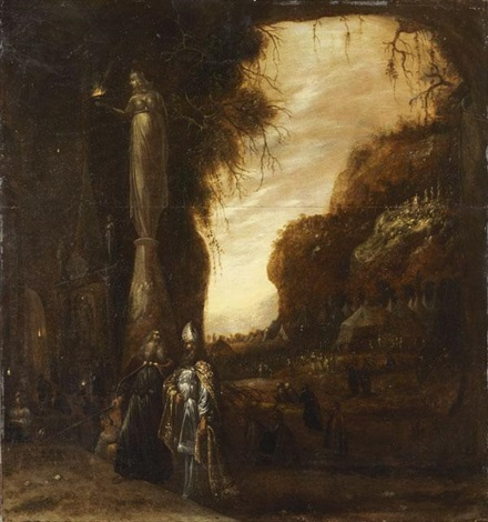moïse et aaron by rombout van troyen