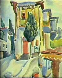 le balcon by victor teterine