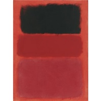 untitled (red/black) by mark rothko