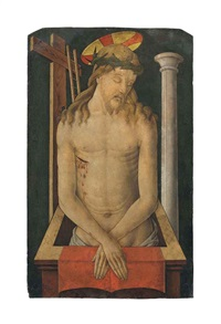 christ as the man of sorrows by pietro alamanno
