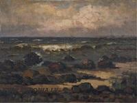 seashore by janis rikmanis