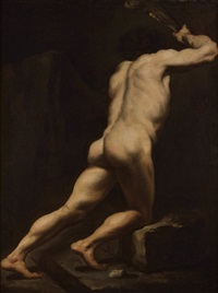 samson by annibale carracci