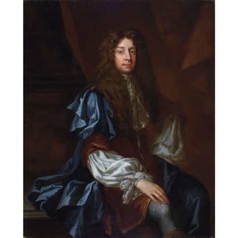 a gentleman of the southwell family by sir peter lely
