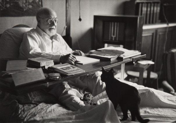 Henri Matisse at Cimiez Nice
