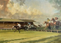 zahia leads 1948 grand national by neil cawthorne
