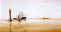 barco de vapor by agustin otermin y garcia bustamante