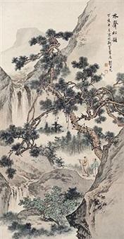 水声松韵 by liu zijiu