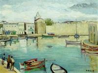 vieux port de bizerte by natacha markov